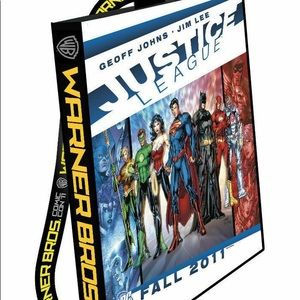 COMIC-CON Justice League bag from San Diego-2011